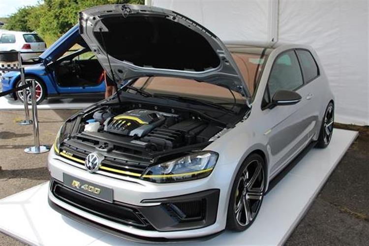 Wagnertuninguk Volkswagen Golf R400