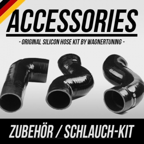 Audi S3 8L Upgrade Intercooler Silicone Hose Kit