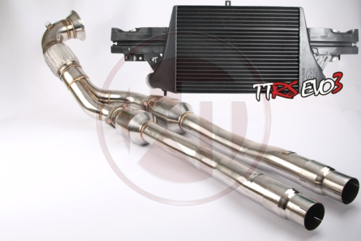 Audi TTRS 8S Intercoolers and Downpipe kits Coming Soon!