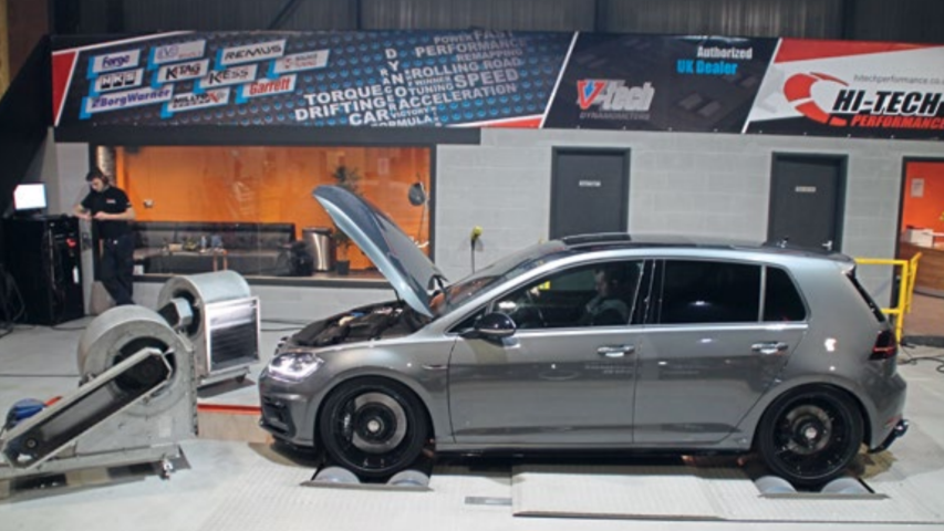 Simon Harpers - Golf 7.5R Project