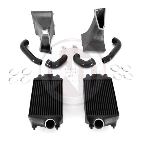 Porsche 991 Turbo(S) Competition Intercooler Kit