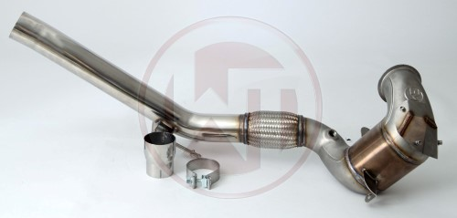 VW Golf 7 GTI Downpipe Kit 200CPSI EU6