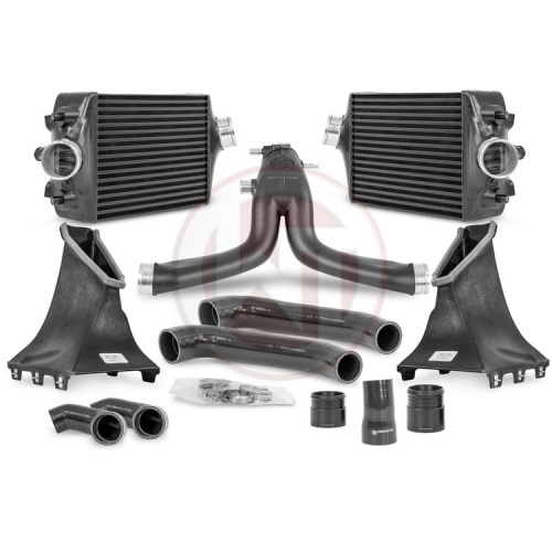 Porsche 991.1 Turbo(S) Competition Intercooler & Y-Pipe Kit