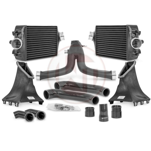 Porsche 991.2 Turbo(S) Competition Intercooler & Y-Pipe Kit