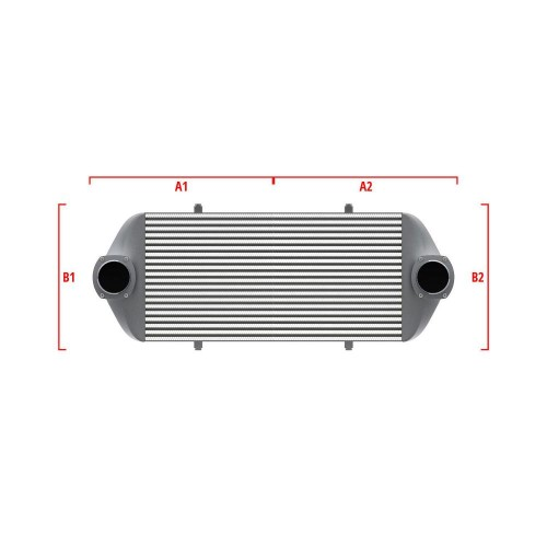 Universal Competition Intercooler 9 03 010 035