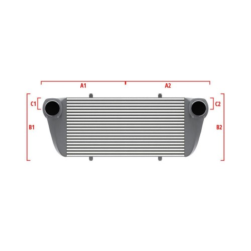 Universal Competition Intercooler 9 03 010 031