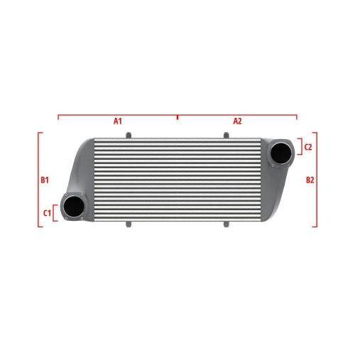 Universal Competition Intercooler 9 03 010 036