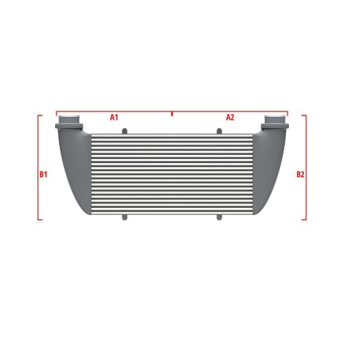 Universal Competition Intercooler 9 01 002 001