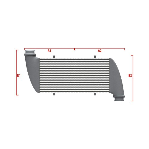 Universal Competition Intercooler 9 01 010 002