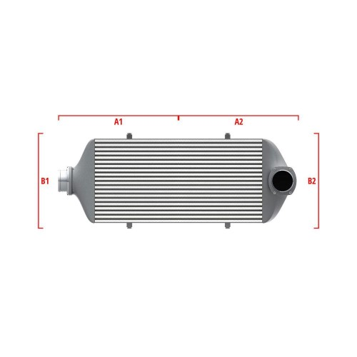 Universal Competition Intercooler 9 03 010 024