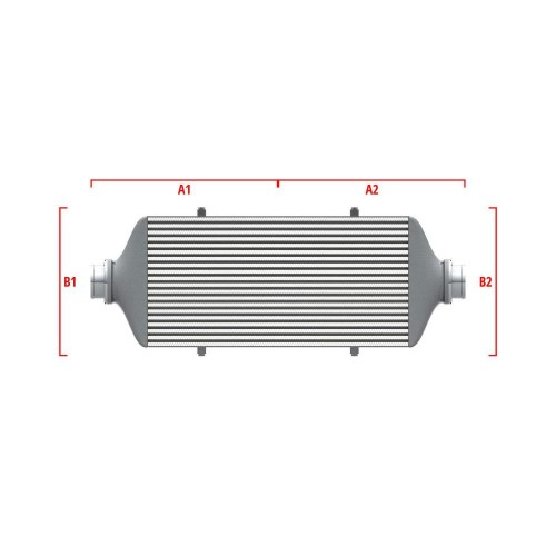 Universal Competition Intercooler 9 03 010 022
