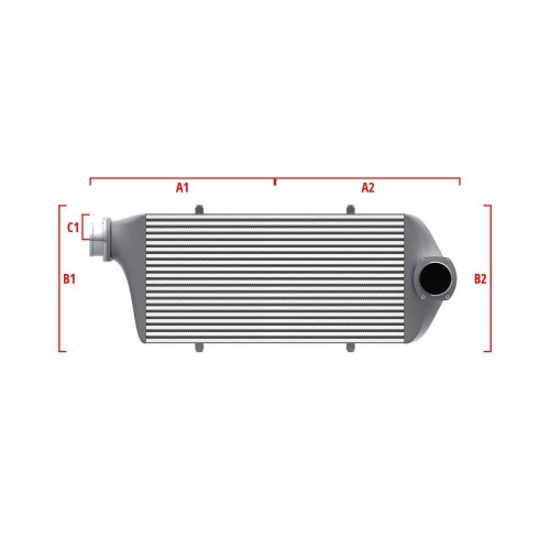 Universal Competition Intercooler 9 01 010 018