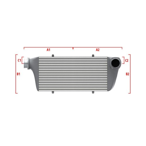 Universal Competition Intercooler 9 01 010 017