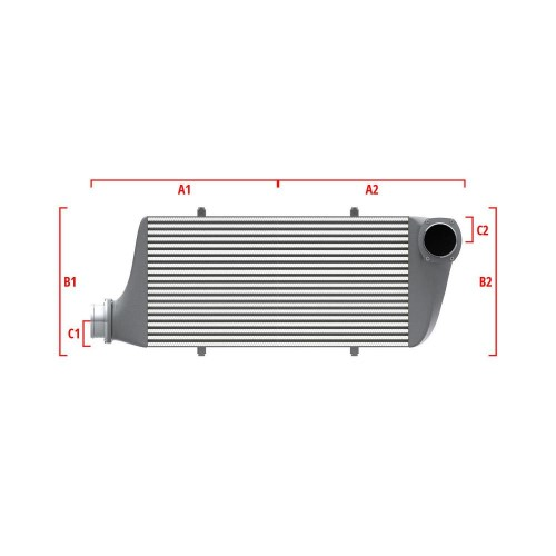 Universal Competition Intercooler 9 03 010 028