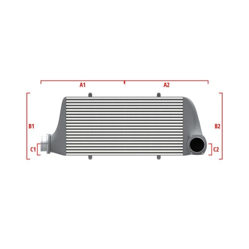 Universal Competition Intercooler 9 03 010 030