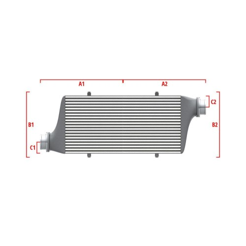 Universal Competition Intercooler 9 03 010 027