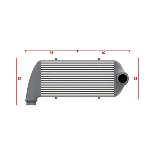 Universal Competition Intercooler 9 01 010 011