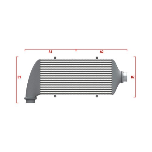 Universal Competition Intercooler 9 03 010 020