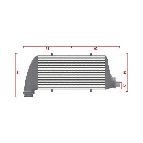 Universal Competition Intercooler 9 01 010 013
