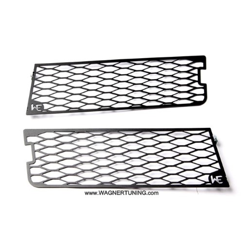 Audi RS6 C5 Grills (Fog Light Delete)