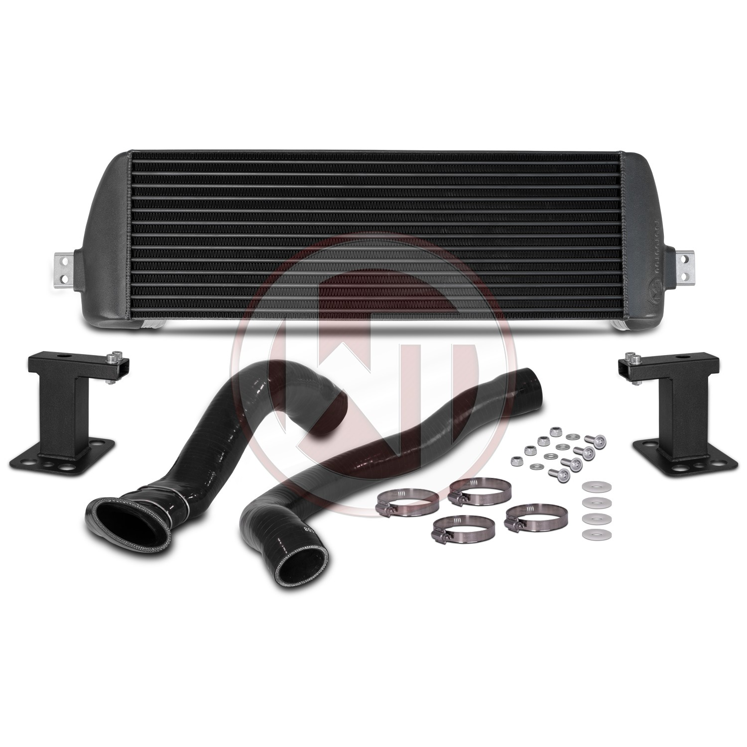 Fiat 500 Abarth Competition Intercooler Kit - Automatic Gearbox