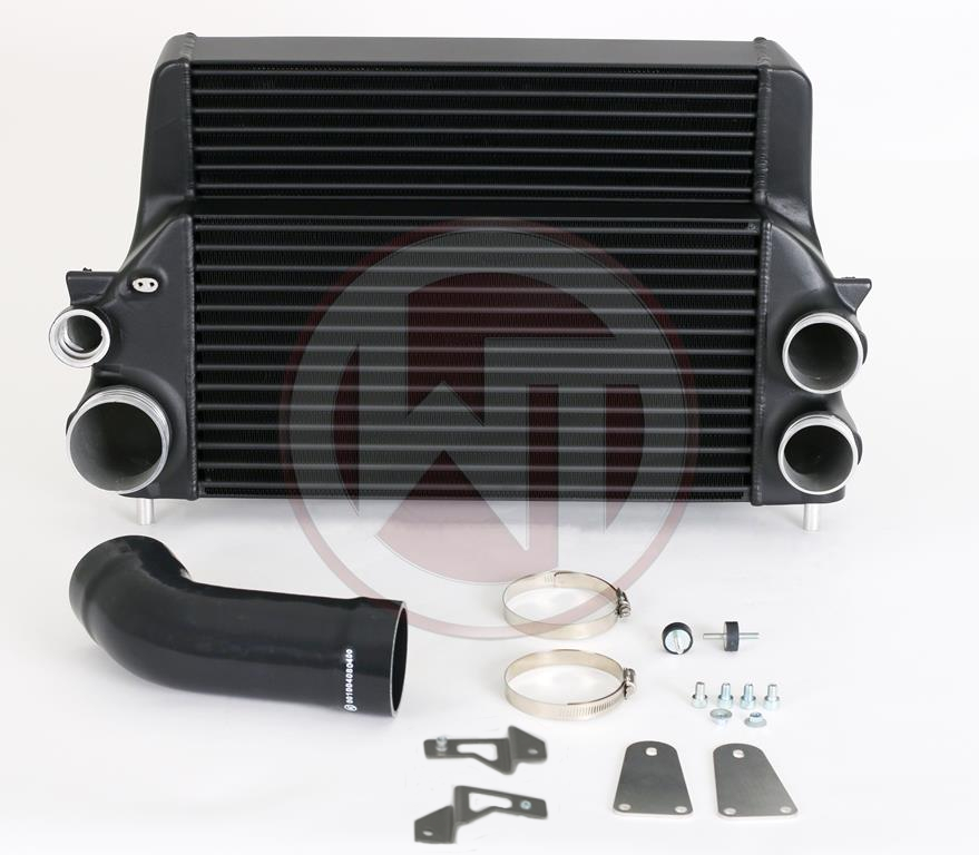 Ford F150 2017 10  Speed Competition Intercooler Kit