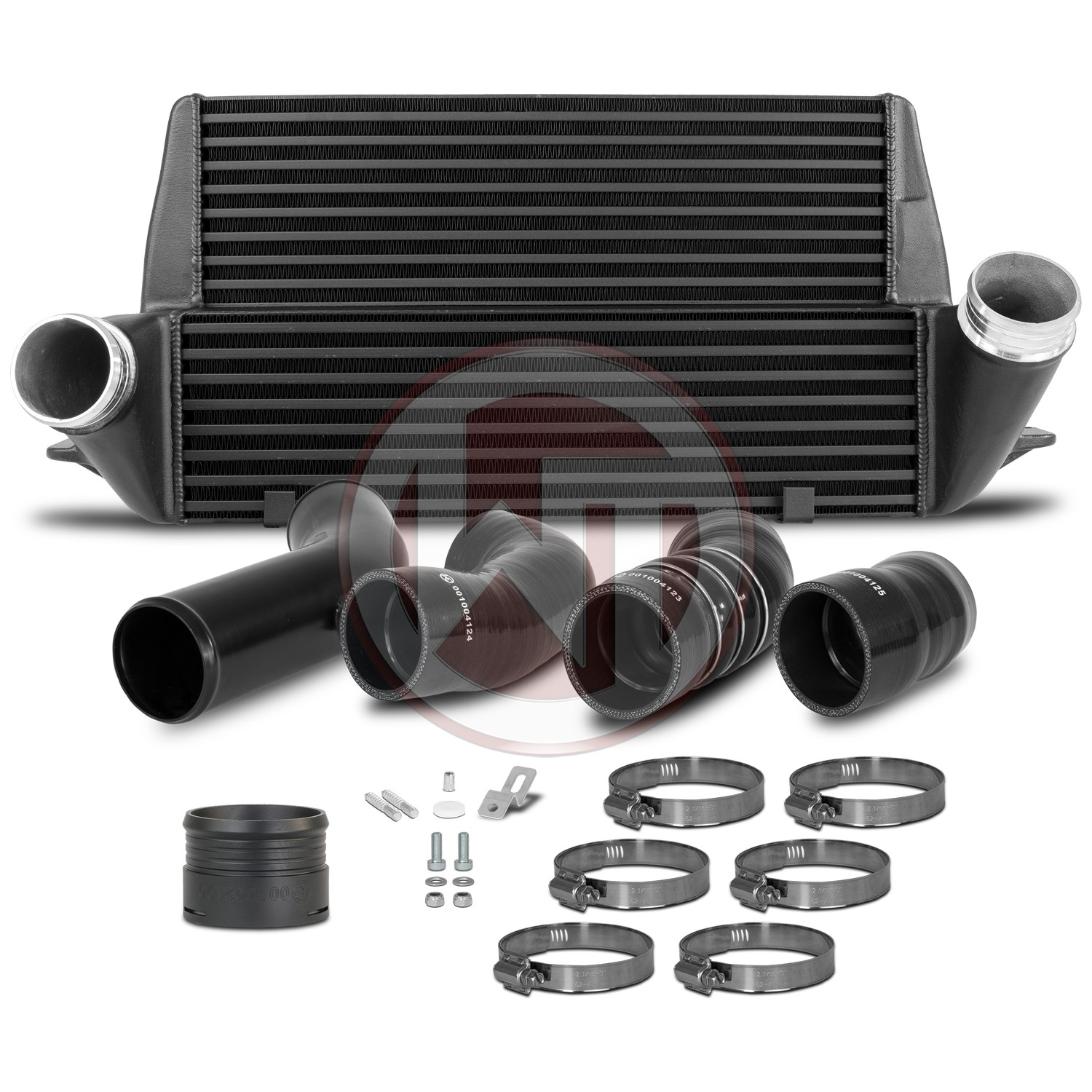 WagnerTuningUK - BMW E9x 335d EVO3 Competition Intercooler Kit