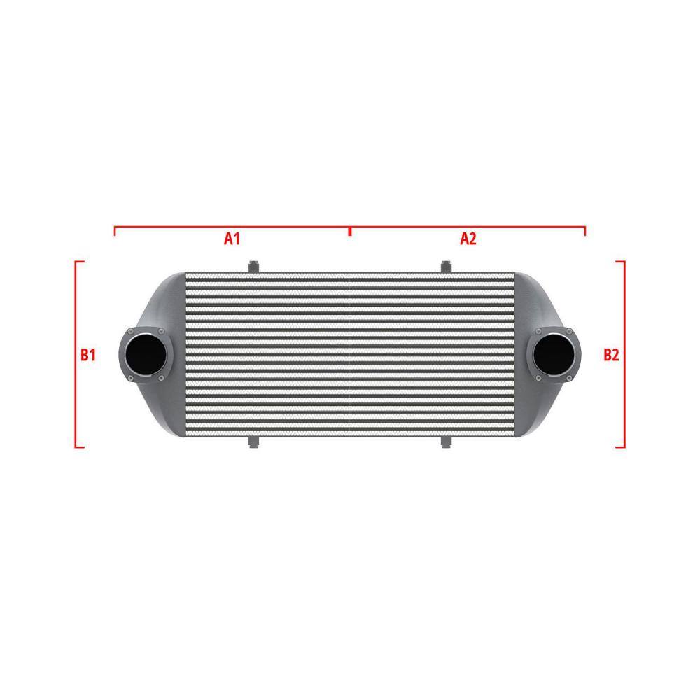 Universal Competition Intercooler 9 05 008 035