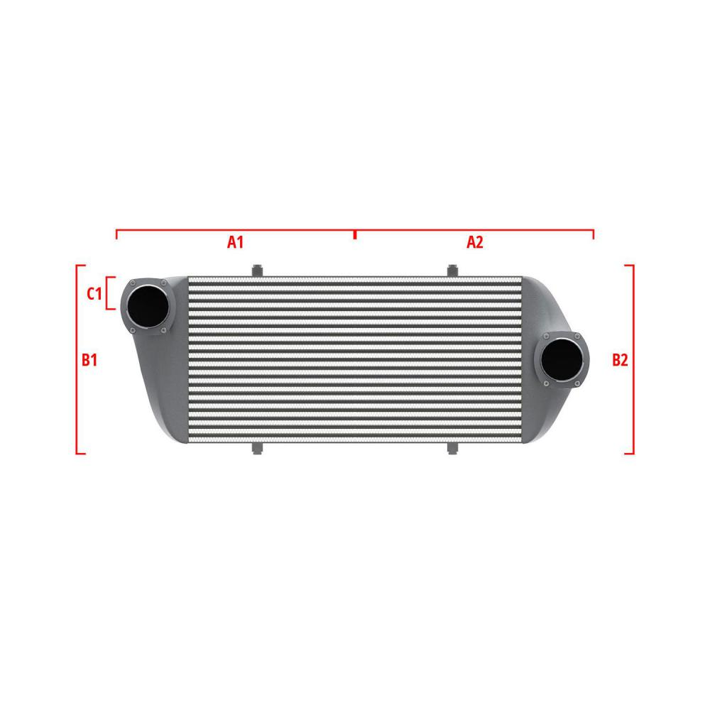 Universal Competition Intercooler 9 08 003 032