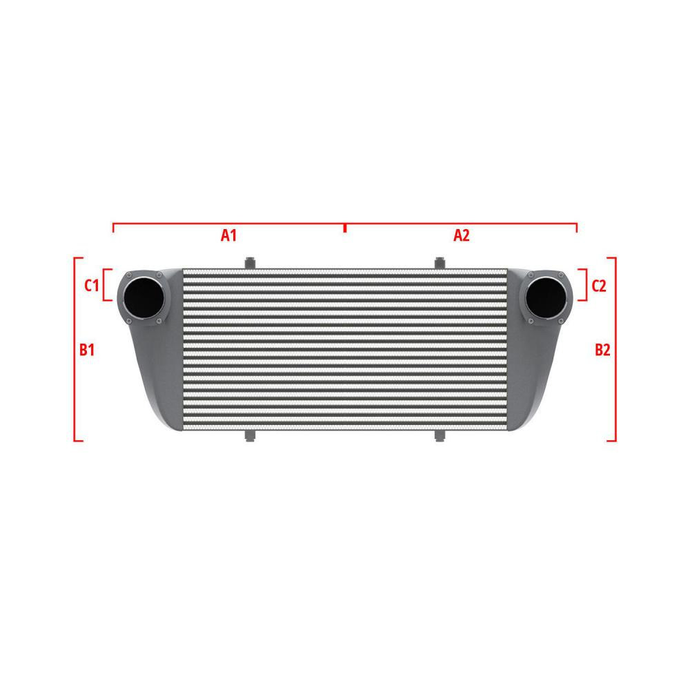 Universal Performance Intercooler 9 01 007 031