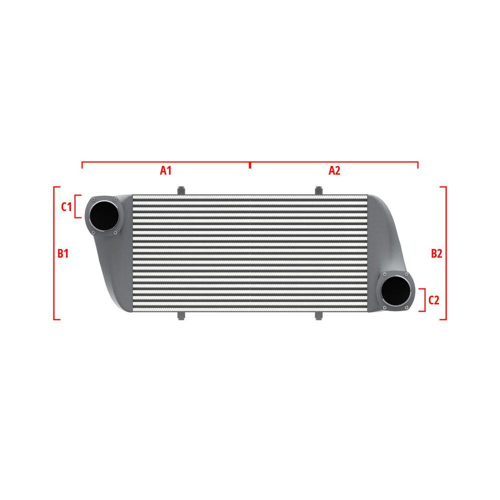 Universal Performance Intercooler 9 03 005 033