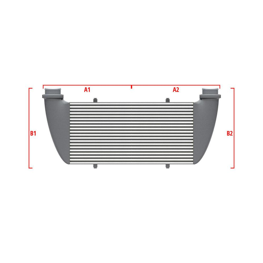 Universal Competition Intercooler 9 04 003 001