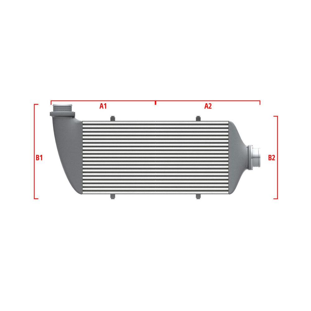 Universal Competition Intercooler 9 10 007 004
