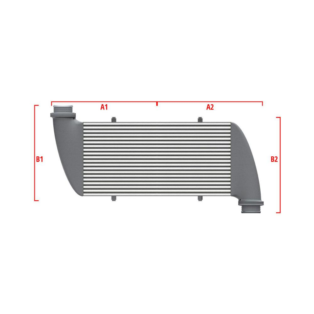 Universal Competition Intercooler 9 05 004 002