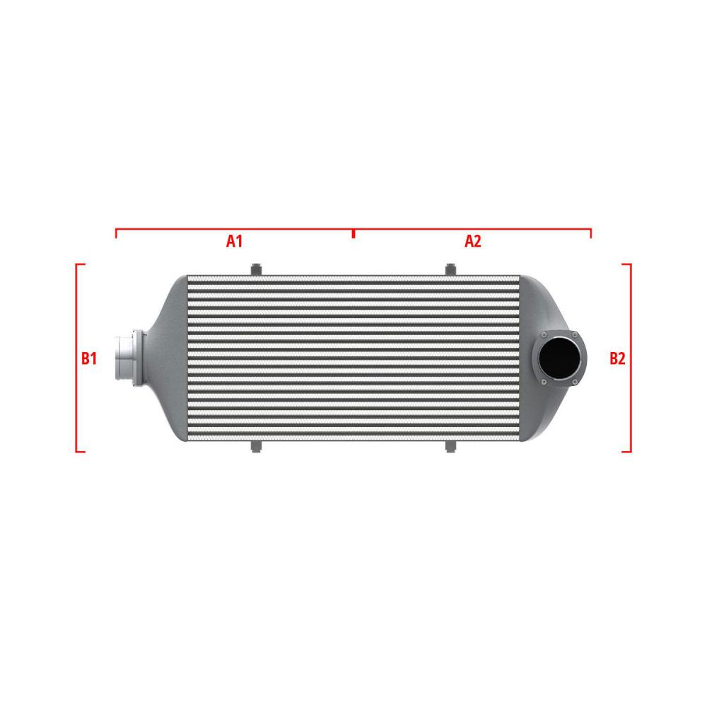 Universal Competition Intercooler 9 02 004 024