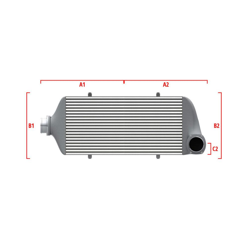 Universal Performance Intercooler 9 04 004 025