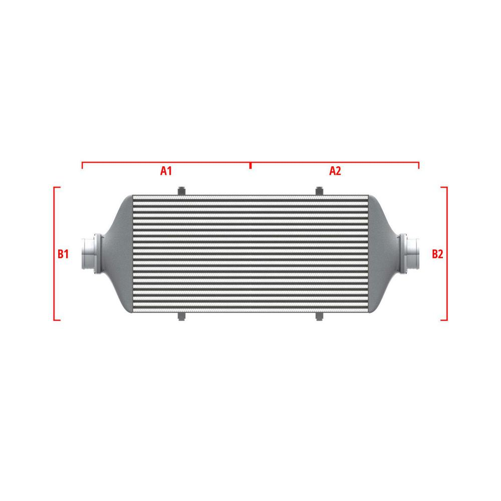 Universal Competition Intercooler 9 02 002 022