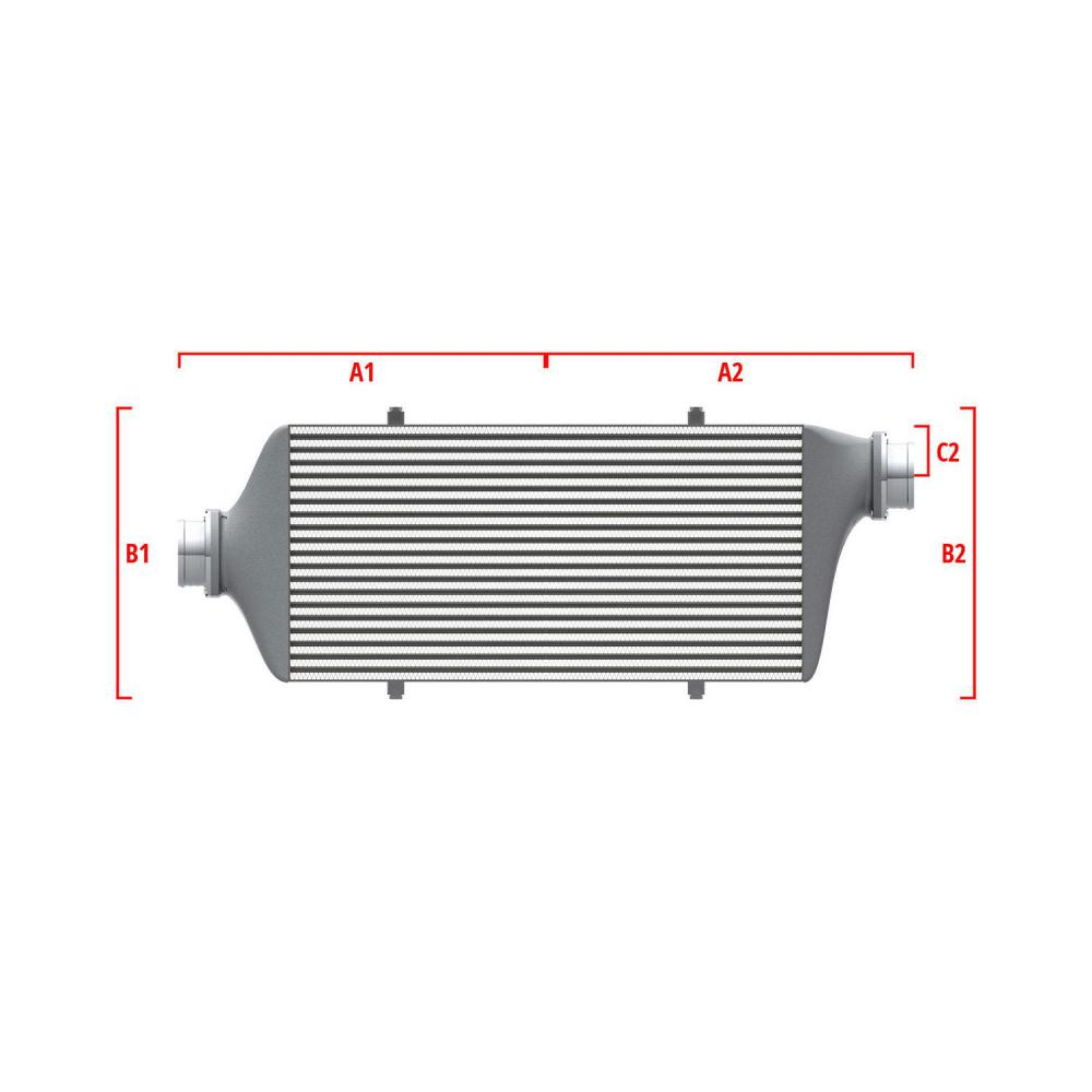 Universal Performance Intercooler 9 07 009 021