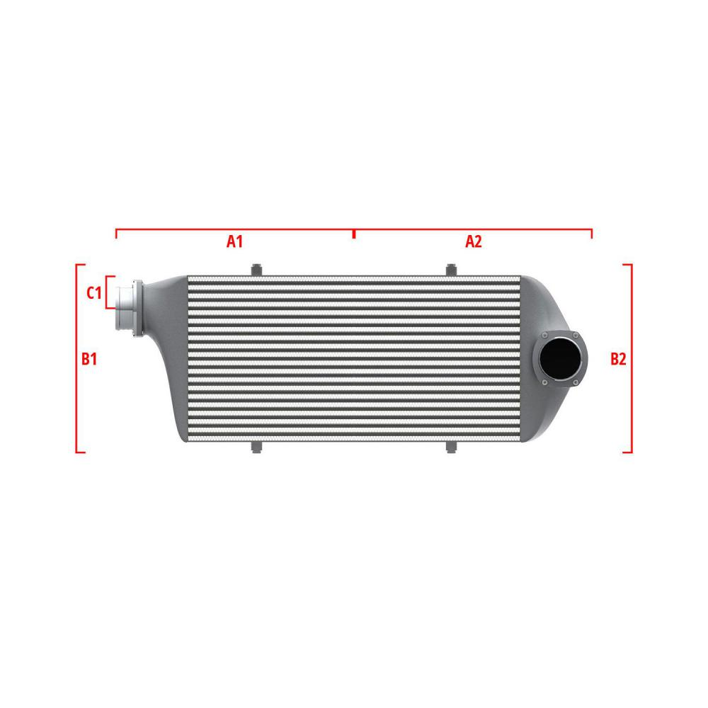 Universal Competition Intercooler 9 06 007 018