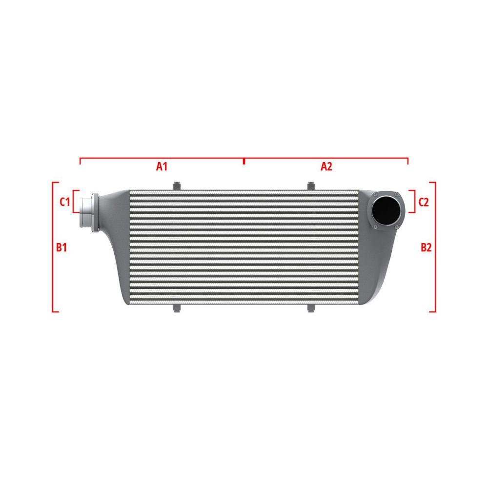 Universal Performance Intercooler 9 01 005 017