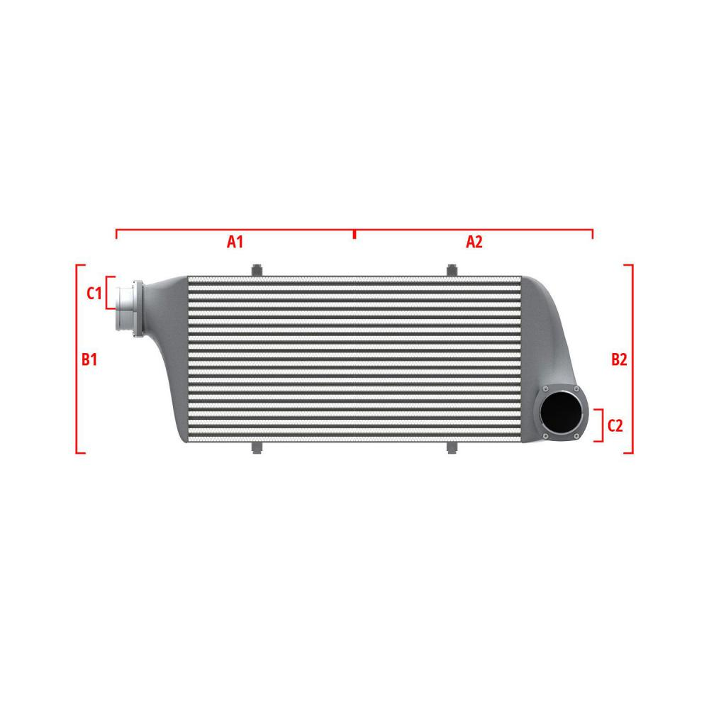 Universal Competition Intercooler 9 08 009 019