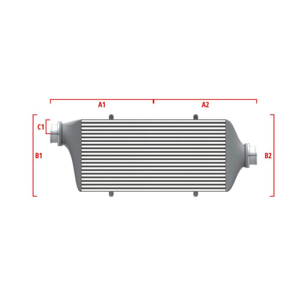Universal Performance Intercooler 9 06 003 016