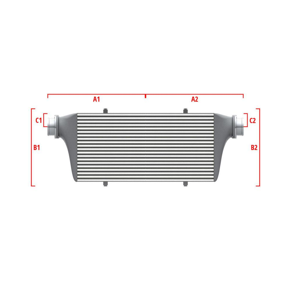 Universal Competition Intercooler 9 01 004 014