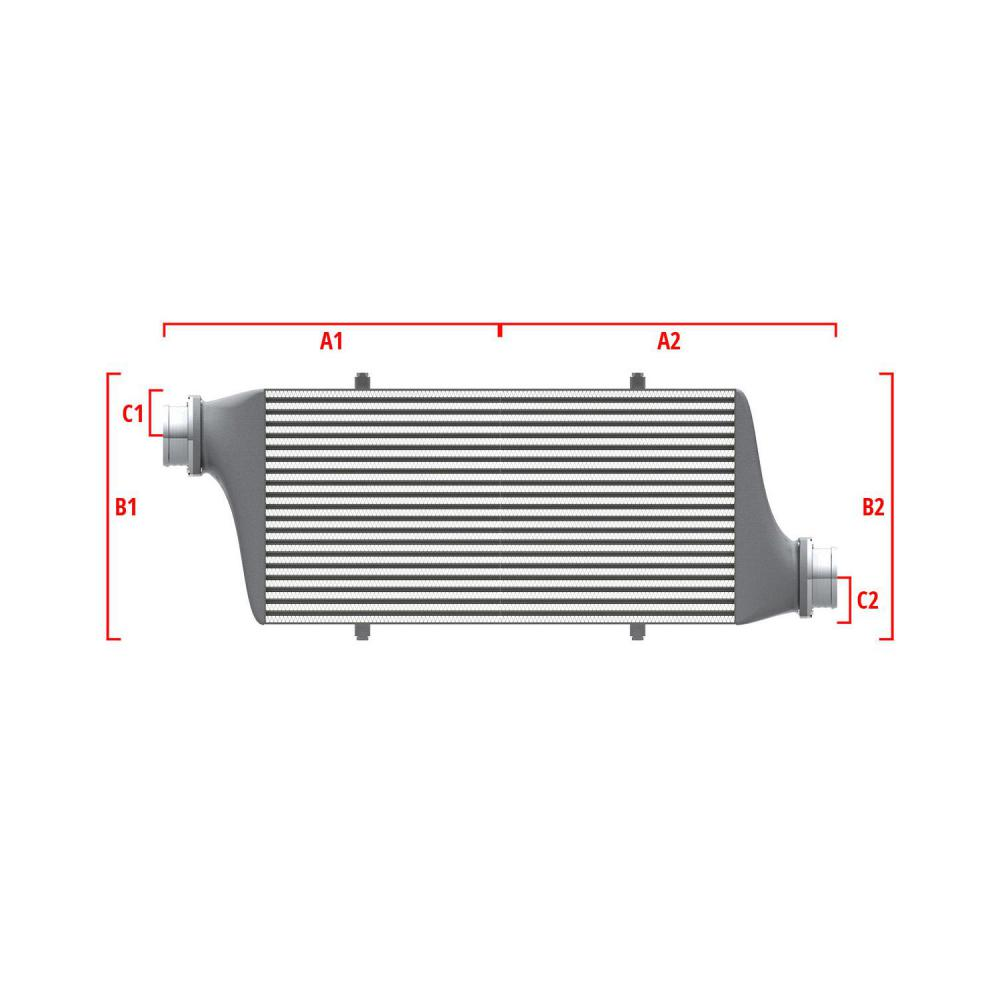 Universal Competition Intercooler 9 06 010 015