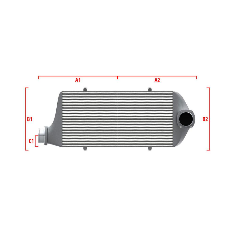 Universal Performance Intercooler 9 07 007 029