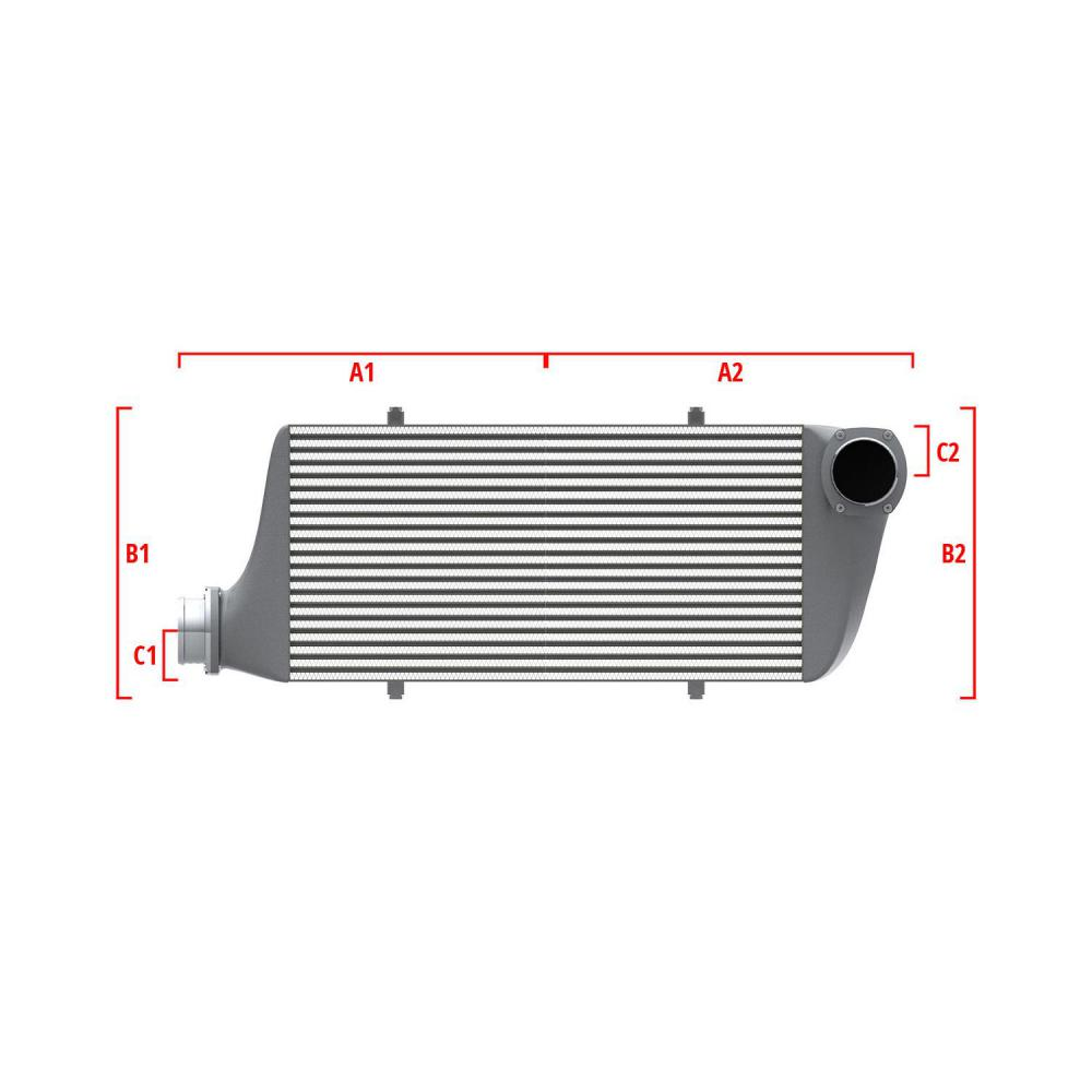 Universal Competition Intercooler 9 07 009 028