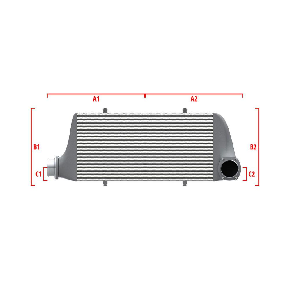 Universal Competition Intercooler 9 02 006 030