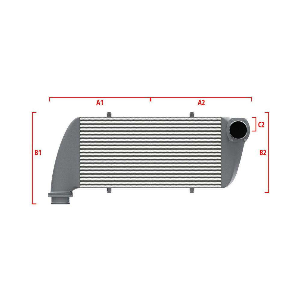 Universal Performance Intercooler 9 07 008 010