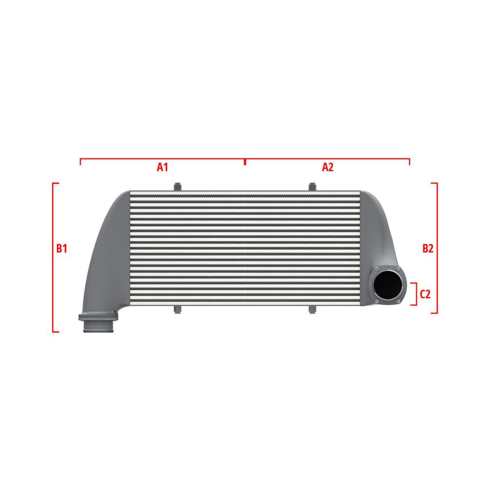 Universal Performance Intercooler 9 06 004 012