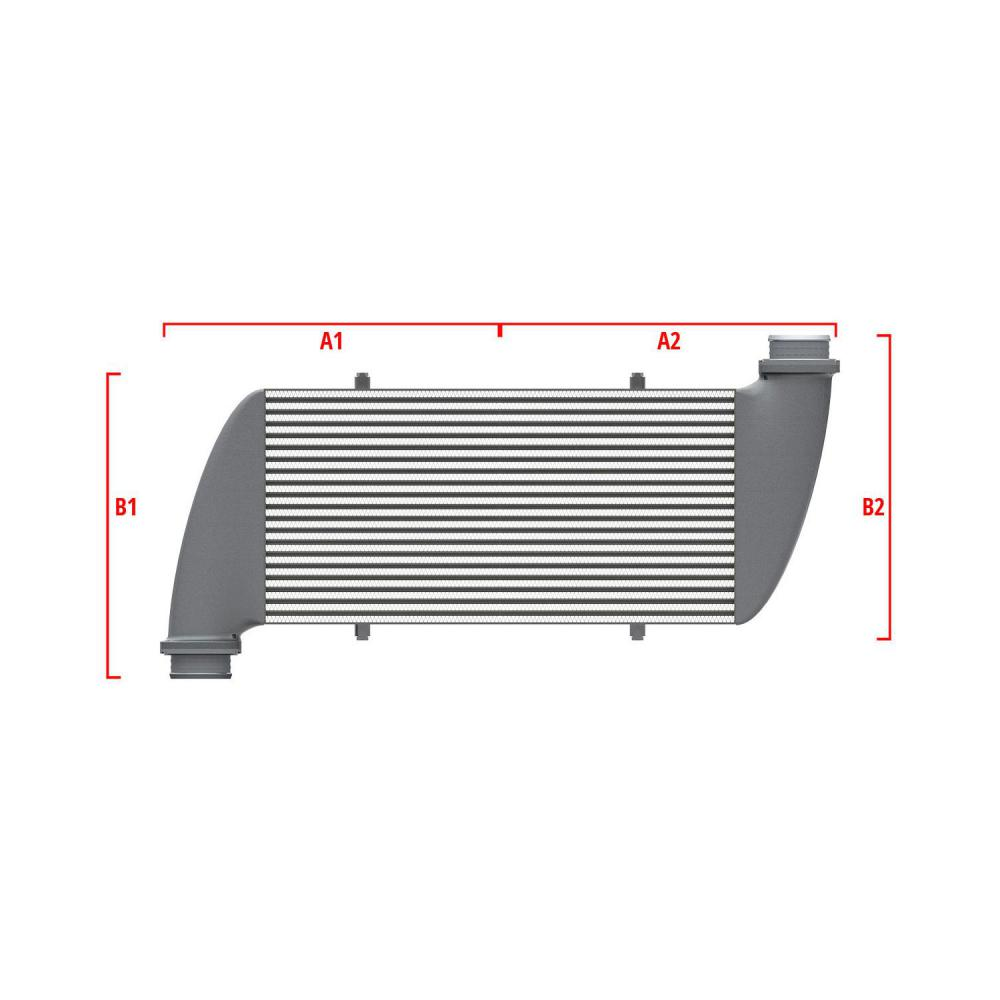 Universal Competition Intercooler 9 01 005 009